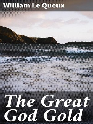 cover image of The Great God Gold