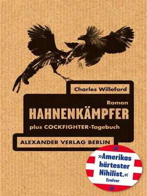 cover image of Hahnenkämpfer