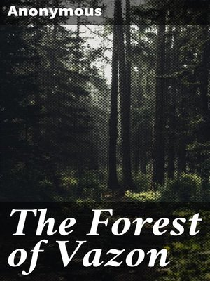 cover image of The Forest of Vazon