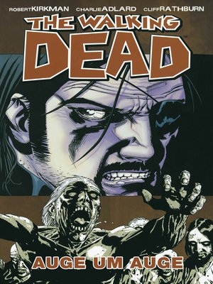 cover image of The Walking Dead 08