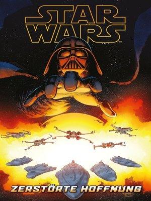 cover image of Star Wars--Zerstörte Hoffnung