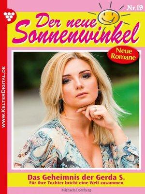cover image of Der neue Sonnenwinkel 19 – Familienroman