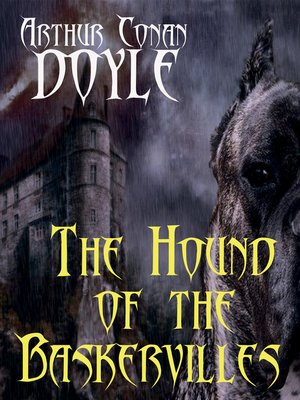 cover image of The Hound of the Baskervilles (Arthur Conan Doyle)