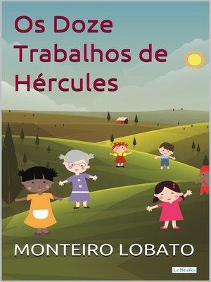 cover image of Os Doze Trabalhos de Hércules