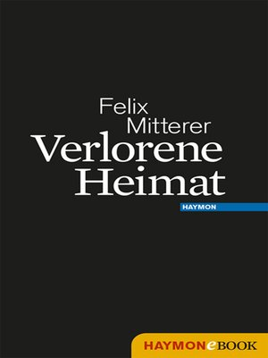 cover image of Verlorene Heimat