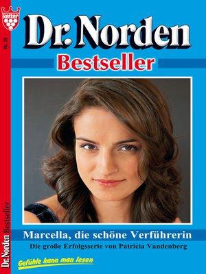 cover image of Dr. Norden Bestseller 29 – Arztroman