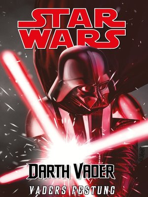 cover image of Star Wars--Vaders Festung