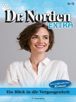 cover image of Dr. Norden Extra 15 – Arztroman