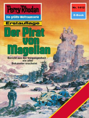 cover image of Perry Rhodan 1412
