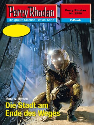 cover image of Perry Rhodan 2558