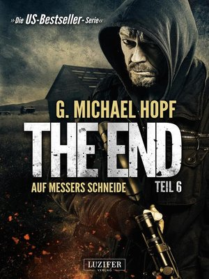 cover image of AUF MESSERS SCHNEIDE (The End 6)