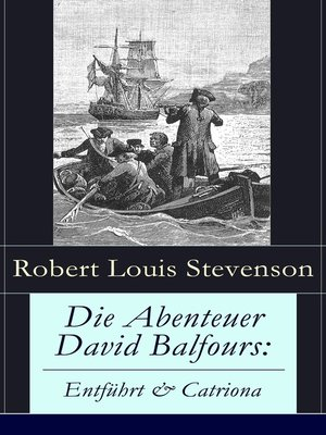 cover image of Die Abenteuer David Balfours