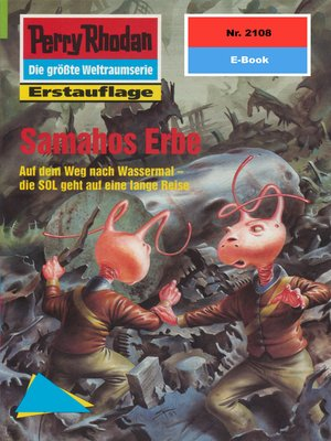 cover image of Perry Rhodan 2108