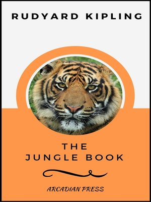 cover image of The Jungle Book (ArcadianPress Edition)