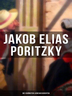 cover image of Jakob Elias Poritzky