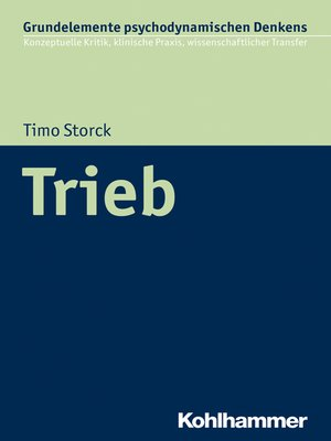 cover image of Trieb