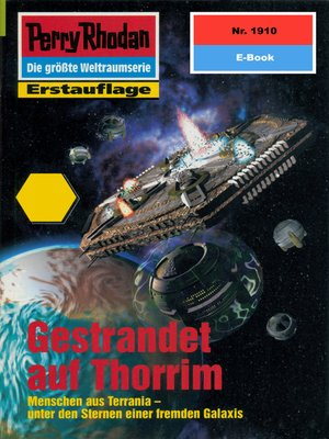 cover image of Perry Rhodan 1910