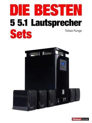 cover image of Die besten 5 5.1-Lautsprecher-Sets