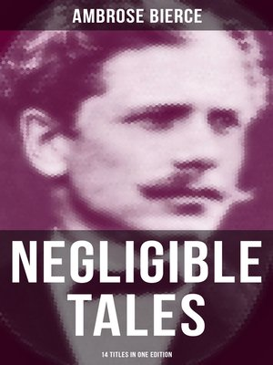 cover image of NEGLIGIBLE TALES--14 Titles in One Edition