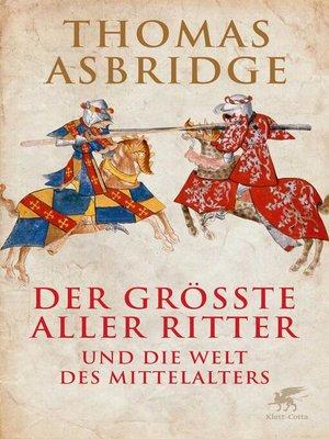 cover image of Der größte aller Ritter