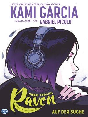 cover image of Raven--Auf der Suche