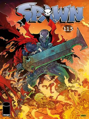 cover image of Spawn, Band 113