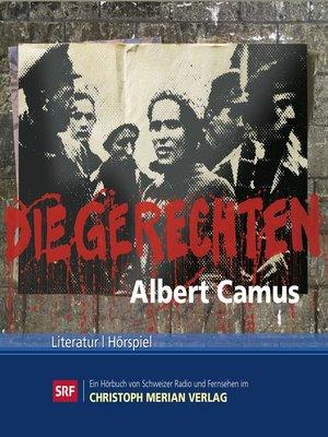 cover image of Die Gerechten