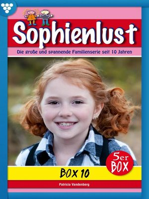 cover image of Sophienlust Box 10 – Familienroman