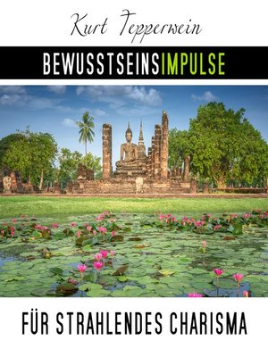 cover image of Bewusstseinsimpulse für strahlendes Charisma