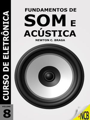 cover image of Fundamentos de Som e Acústica