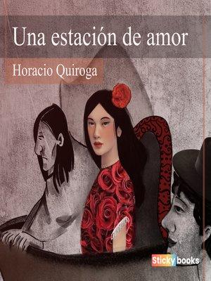 cover image of Una estación de amor