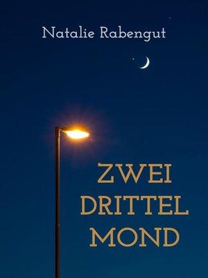 cover image of Zweidrittelmond