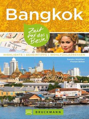 cover image of Bruckmann Reiseführer Bangkok