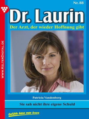 cover image of Dr. Laurin 88--Arztroman