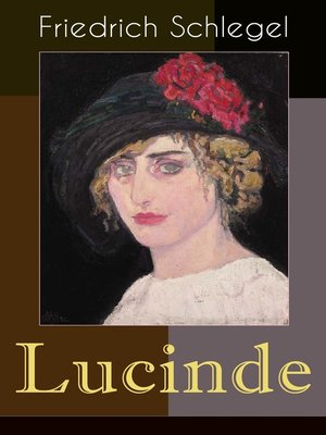 cover image of Lucinde