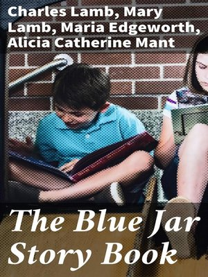 cover image of The Blue Jar Story Book