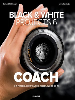 cover image of BLACK & WHITE projects 6 COACH