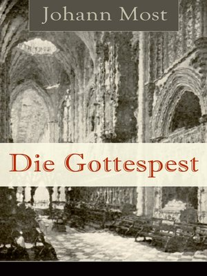cover image of Die Gottespest
