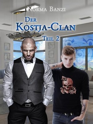 cover image of Der Kostja-Clan--Teil 2