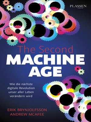 cover image of The Second Machine Age