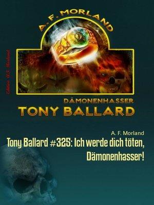 cover image of Tony Ballard #325