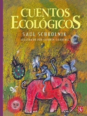 cover image of Cuentos ecológicos