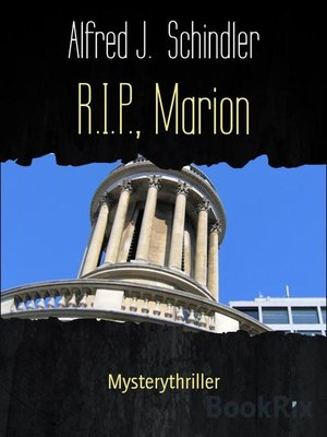 cover image of R.I.P., Marion