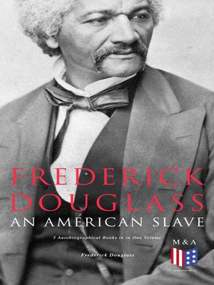 cover image of Frederick Douglass, an American Slave