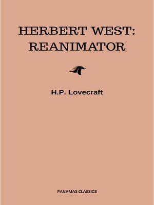 cover image of Herbert West