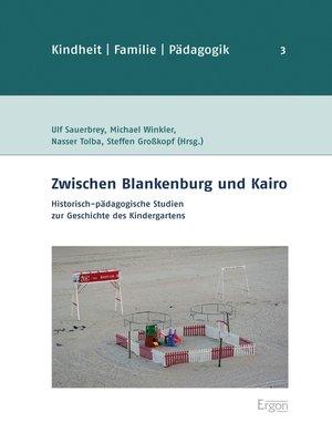 cover image of Zwischen Blankenburg und Kairo