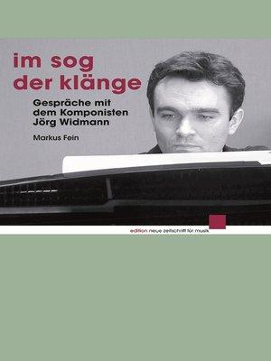 cover image of Im Sog der Klänge