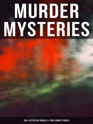 cover image of MURDER MYSTERIES