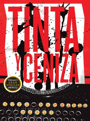 cover image of Tinta y ceniza
