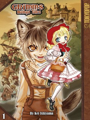 cover image of Grimms Manga Tales Volume 1 (ebook)